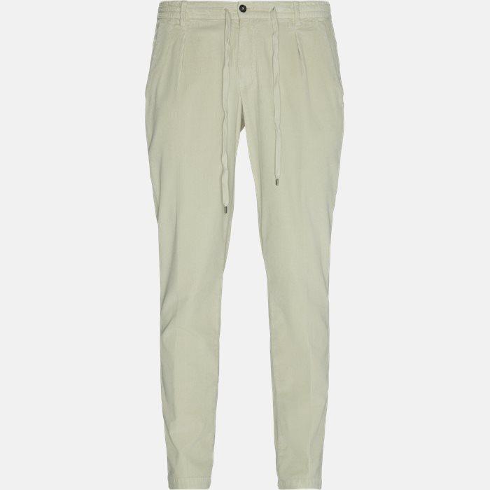 BG56 42087 Bukser - Bukser - Regular - Hvid